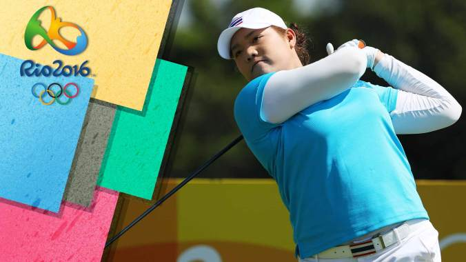 Ladies Golf, Rio Olympics