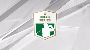 Rolex golf logo