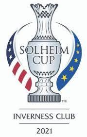 Solheim cup 2021 logo